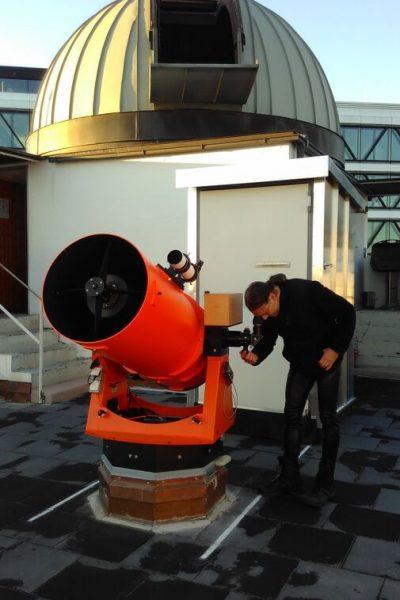 50cm-RC-barrierefreies Teleskop