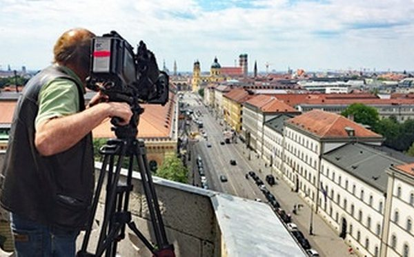 BR Teaserbild Münchens große Straßen / (c) BR